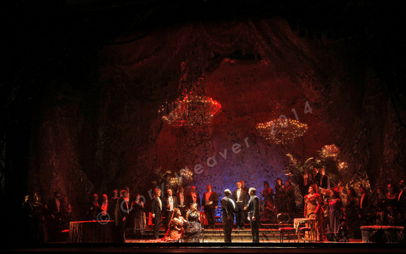 Lyric Opera of Kansas City, La Traviata